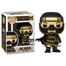 GHOST OF TSUSHIMA FUNKO POP! GAMES JIN SAKAI