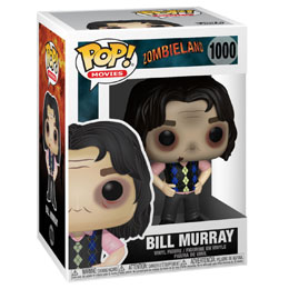 FUNKO POP! BIENVENUE À ZOMBIELAND BILL MURRAY