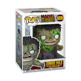 FUNKO POP! MARVEL ZOMBIE HULK