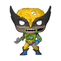 Photo du produit FUNKO POP! MARVEL ZOMBIE WOLVERINE Photo 1
