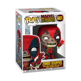 FUNKO POP! MARVEL ZOMBIE DEADPOOL