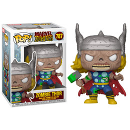 FIGURINE FUNKO POP MARVEL ZOMBIES THOR