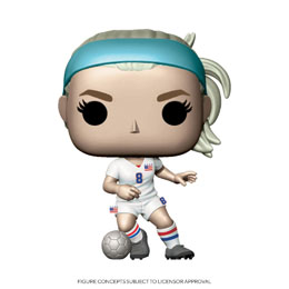 USWNT POP! SPORTS VINYL FIGURINE JULIE ERTZ