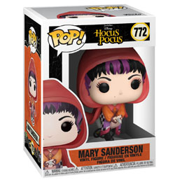 DISNEY HOCUS POCUS POP! VINYL FIGURINE MARY FLYING