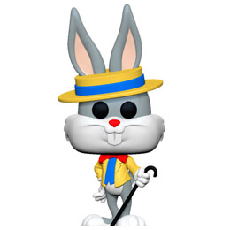 BUGS BUNNY 80TH ANNIVERSARY FUNKO POP! ANIMATION BUGS IN SHOW OUTFIT