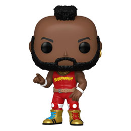 WWE POP! VINYL FIGURINE MR T 9 CM