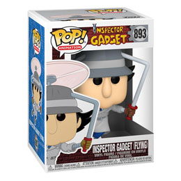 Photo du produit INSPECTEUR GADGET FUNKO POP! INSPECTOR GADGET FLYING Photo 1