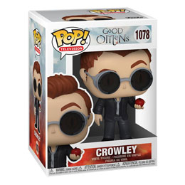 GOOD OMENS FUNKO POP! CROWLEY