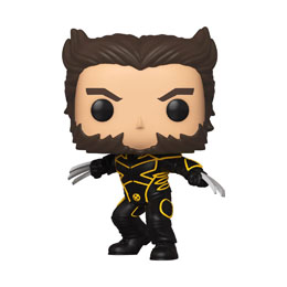 Photo du produit FUNKO POP MARVEL X-MEN 20TH WOLVERINE IN JACKET Photo 1
