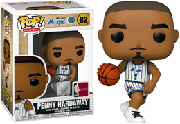 NBA LEGENDS FUNKO POP! SPORTS PENNY HARDAWAY (MAGIC HOME)