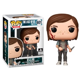 FIGURINE FUNKO POP THE LAST OF US ELLIE