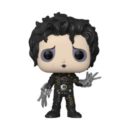 EDWARD AUX MAINS D´ARGENT FUNKO POP! EDWARD