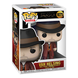 Photo du produit FUNKO POP DRACULA FIGURINE VAN HELSING Photo 1