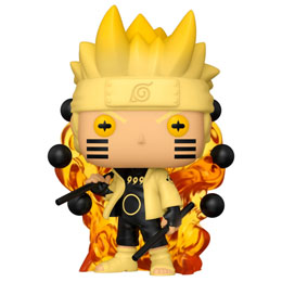 NARUTO FIGURINE POP! ANIMATION VINYL NARUTO SIX PATH SAGE