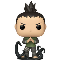 NARUTO FIGURINE POP! ANIMATION VINYL SHIKAMARU NARA