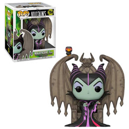 DISNEY FUNKO POP! DELUXE FIGURINE MALEFICENT ON THRONE