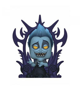 DISNEY FUNKO POP! DELUXE FIGURINE HADES ON THRONE
