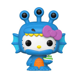 HELLO KITTY KAIJU FIGURINE FUNKO POP! SANRIO HELLO KITTY SEA KAIJU