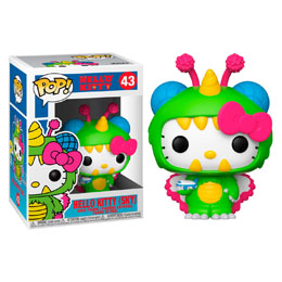 HELLO KITTY KAIJU FIGURINE POP! SANRIO VINYL HELLO KITTY SKY KAIJU 9 CM
