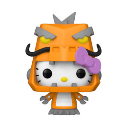 HELLO KITTY KAIJU FIGURINE FUNKO POP! SANRIO HELLO KITTY MECH KAIJU