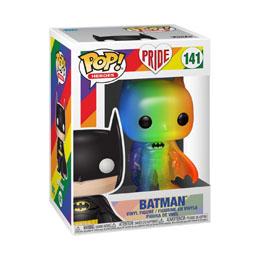 Photo du produit PRIDE 2020 DC COMICS POP! HEROES VINYL FIGURINE BATMAN (RNBW) 9 CM Photo 1