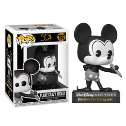 FUNKO POP! DISNEY ARCHIVES MICKEY MOUSE (B&W)