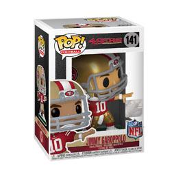 Photo du produit NFL POP! Sports Vinyl figurine Jimmy Garoppolo (49ers) Photo 1