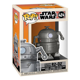 FIGURINE FUNKO POP STAR WARS CONCEPT R2-D2