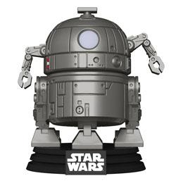 Photo du produit FIGURINE FUNKO POP STAR WARS CONCEPT R2-D2 Photo 1