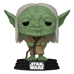 Photo du produit FIGURINE FUNKO POP STAR WARS CONCEPT YODA Photo 1