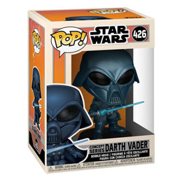 FIGURINE FUNKO POP STAR WARS CONCEPT ALTERNATE VADER