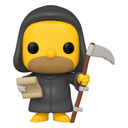 LES SIMPSONS FUNKO POP! REAPER HOMER 9 CM
