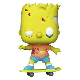LES SIMPSONS FUNKO POP! ZOMBIE BART