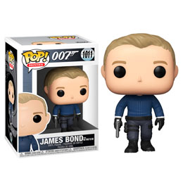 FIGURINE FUNKO POP JAMES BOND - JAMES BOND NO TIME TO DIE