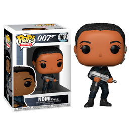FIGURINE FUNKO POP JAMES BOND - NOMI NO TIME TO DIE