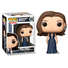 FIGURINE FUNKO POP JAMES BOND - PALOMA NO TIME TO DIE