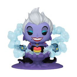 Disney POP! Deluxe Villains Vinyl figurine Ursula on Throne