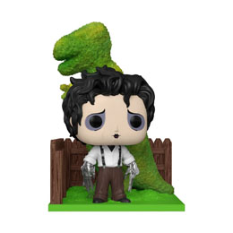 EDWARD AUX MAINS D´ARGENT FUNKO POP! DELUXE EDWARD & DINO HEDGE