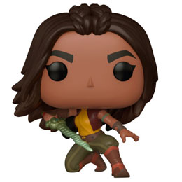 FUNKO POP DISNEY RAYA AND THE LAST DRAGON FIGURINE SISU