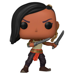 FUNKO POP DISNEY RAYA AND THE LAST DRAGON FIGURINE NAMARI
