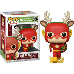 FUNKO POP! THE FLASH HOLIDAY DASH (DC HOLIDAY)