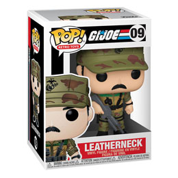 FUNKO POP G.I. JOE LEATHERNECK