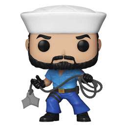 G.I. JOE FUNKO POP! FIGURINE SHIPWRECK