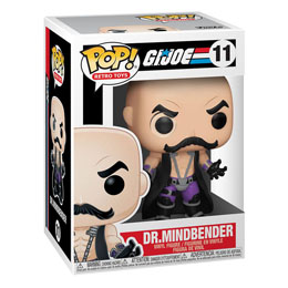 FUNKO POP G.I. JOE DR. MINDBENDER