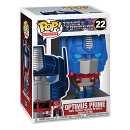 TRANSFORMERS FUNKO POP! OPTIMUS PRIME 9 CM