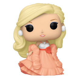 BARBIE FUNKO POP! FIGURINE PEACHES N CREAM BARBIE