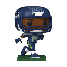 NFL POP! Sports Vinyl figurine D.K. Metcalf (Seattle Seahawks) 9 cm