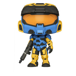 FIGURINE HALO INFINITE FUNKO POP! MARK VII (DECO) AVEC BOITE DE PROTECTION