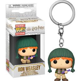 POCKET POP! VINYL HOLIDAY RON WEASLEY 4 CM