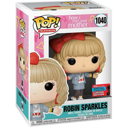 FIGURINE FUNKO POP HOW I MET YOUR MOTHER ROBIN SPARKLES EXCLUSIVE NYCC FALL CONVENTION 2020